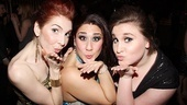 Sister Act Opening Night –  Marla Mindelle – Marissa Perry – Sarah Bolt