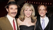 Jerusalem opens  Mark Rylance  Sonia Friedman- Mackenzie Crook