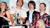 Idiot final  Theo Stockman  John Gallagher Jr.  Stark Sands