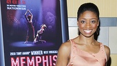 Memphis movie premiere – Montego Glover
