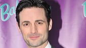 Baby It's You Opening Night – Max Von Essen