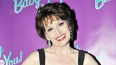 We'll close with—who else?—the star of the show, Beth Leavel. Congrats on bringing the story of Florence Greenberg to Broadway in Baby It's You!
