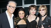 Baby Its You Opening Night  Richard Perry  Crystal Starr  Beth Leavel  Jane Fonda