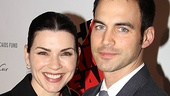The Normal Heart Opening Night  Julianna Margulies  Keith Leiberthal