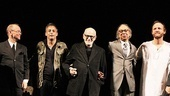 The Normal Heart Opening Night  Joel Grey  Joe Mantello  Larry Kramer  George C. Wolfe  John Benjamin Hickey