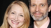The Normal Heart Opening Night  Patricia Clarkson  Patrick Breen 