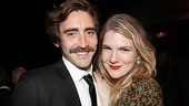 The Normal Heart Opening Night  Lee Pace  Lily Rabe 
