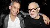 The Normal Heart Opening Night  Joe Mantello  Larry Kramer 