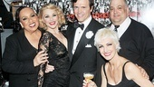 Chicago veteran Amra-Faye Wright hops in with her co-stars to toast the musicals 6,000th performance.