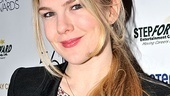 Drama Desk Awards Cocktail Reception  Lily Rabe
