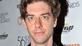 Drama Desk Awards Cocktail Reception – Christian Borle