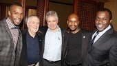 Tony Brunch  Colman Domingo  John Kander- David Thompson  Forrest McClendon  Joshua Henry 