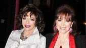 Priscilla Collins - Joan Collins - Jackie Collins 