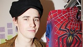 Spider-Man returns – Reeve Carney 2