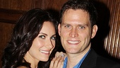 Laura Benanti and husband Steven Pasquale are celebrating the pickup of her TV pilot The Playboy Club. (No word yet on the status his USA pilot, Over/Under.)