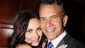It's a Women on the Verge reunion for MTC gala performers Laura Benanti and Brian Stokes Mitchell.
