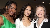 Drama League – Patina Miller – Laura Benanti – Cherry Jones