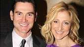 Screen stars Billy Crudup and Edie Falco are glad to be back home on Broadway as stars of Arcadia and The House of Blue Leaves.