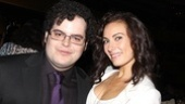 The Book of Mormon's Josh Gad shares a Distinguished Performance Award nomination with Women on the Verge beauty Laura Benanti.