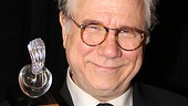 Broadway newcomer John Larroquette is delighted to earn a Drama Desk nod for his work in How to Succeed in Business Without Really Trying.