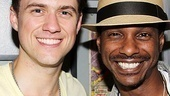 Adding to the star quality backstage at Catch Me If You Can: R&B crooner Tevin Campbell!
