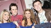 Spider-Man Idols - Lauren Alaina  Reeve Carney  Haley Reinhart  Scotty McCreery 2 