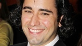 Original Jersey Boys star John Lloyd Young returned to his former home at the August Wilson Theatre to entertain the Theatre World Awards crowd.