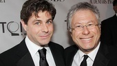 2011 Tony Awards Red Carpet  Glenn Slater - Alan Menken