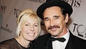 2011 Tony Awards Red Carpet  Mark Rylance - Claire Van Kampen 