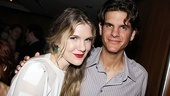 Tony Ball &#39;11 - Lily Rabe- Alex Timbers
