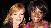 Marg Helgenberger and Viola Davis may not have graced the stage this season, but they showed their support by presenting at the Tony Awards. 