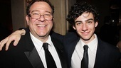 Tony Ball &#39;11 - Michael Greif - son David
