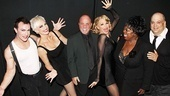 Chicago principal actors R. Lowe, Amra-Faye Wright, Christie Brinkley, Carol Woods and Raymond Bokhour give Billy Joel the old razzle-dazzle.