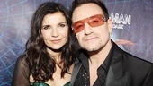 Spider-Man opening  Ali Hewson  Bono