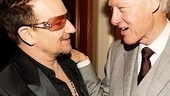 Spider-Man opening  Bono  Bill Clinton