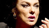 Tyne Daly as Maria Callas in Master Class.