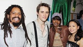 Rohan Marley - Reeve Carney - Lauryn Hill - T.V. Carpio