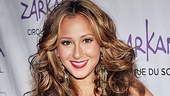 Zarkana opening night – Adrienne Bailon