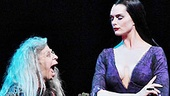 Show Photos - The Addams Family - Jackie Hoffman - Brooke Shields