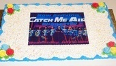 Catch Me If You Can 100th Performance  cake 