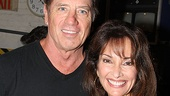 Catch Me If You Can 100th Performance  Tom Wopat  Susan Lucci