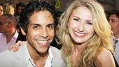 Master Class Opening Night  Matthew Lopez  Nina Arianda