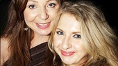 Master Class Opening Night  Donna Murphy  Nina Arianda