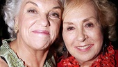 Master Class Opening Night  Tyne Daly  Doris Roberts 