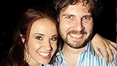 Master Class Opening Night  Sierra Boggess  Clinton Brandhagen