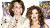Broadway Barks founders Mary Tyler Moore and Bernadette Peters are excited to help find homes for some animals in need.