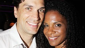 Will Swenson brought his sweetheart, Audra McDonald, who will star in Hair director Diane Paulus' forthcoming production of Porgy and Bess.