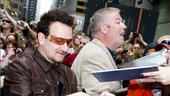 Spider-Man Letterman  Bono