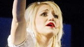 Annaleigh Ashford as Maureen Johnson in Rent.