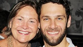 &lt;i&gt;All New People&lt;/i&gt; Opening Night  Cherry Jones  Justin Bartha 